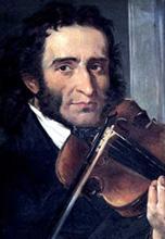 مجموعه آثار نیکولو پاگانینی (Niсcolo Paganini)