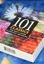 مجموعه 101 کلاسیک : بهترین ملودی های کلاسیک دوست داشتنی