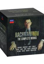 راخمانینف - مجموعه آثار کامل (Rachmaninov)