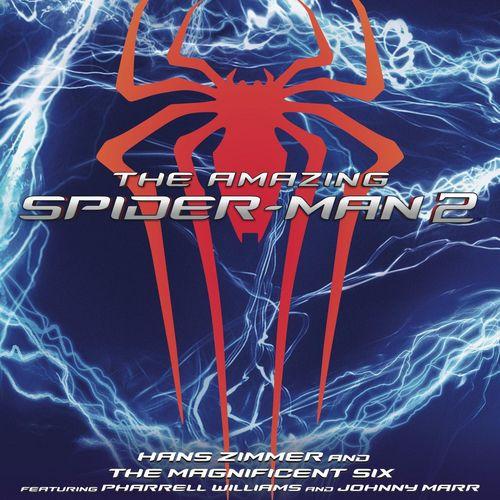 دانلود فول آلبوم آلبوم موسیقی فیلم The Amazing Spider Man 2 اثری