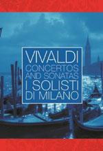 مجموعه کنسرتوها و سونات های آنتونیو ویوالدی (Antonio Vivaldi)