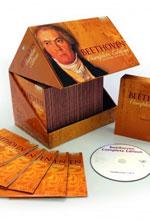 مجموعه آثار کامل بتهوون از لیبل بریلینت کلاسیک (Complete Beethoven Edition)
