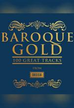 مجموعه باروک طلائی - 100 قطعه بزرگ (Baroque Gold - 100 Great Tracks)