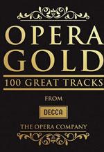 مجموعه اچرای طلایی : 100 قطعه برتر (Opera Gold 100 Great Tracks)