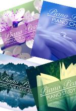 مجموعه کامل Piano Peace