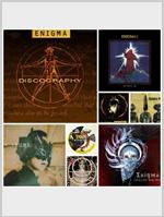 مجموعه کامل پروژهی موسیقی انیگما (Enigma)