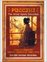 مجموعه بزرگ از اپراهای جاکومو پوچینی