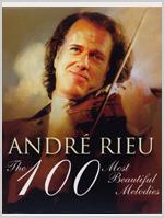 مجموعه 100 ملودی بسیار زیبای آندره ریو (Andre Rieu)