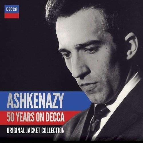 ولادیمیر اشکنازی – مجموعه 50 سال در نشر موسیقی دکا (Vladimir Ashkenazy)