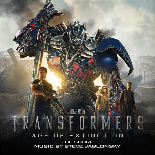 موسیقی متن کامل سری فیلم ترنسفورمرز –  تبدیل شوندگان (Transformers)