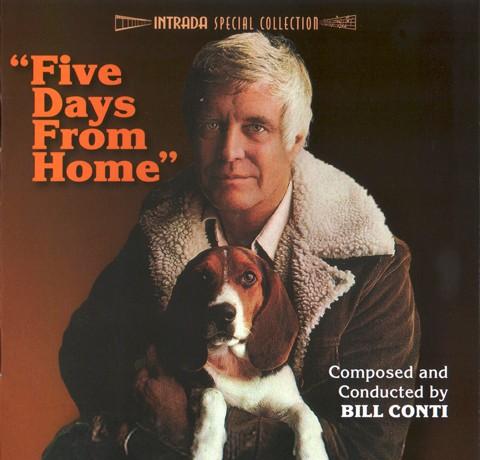 فول آلبوم بیل کونتی (Bill Conti)