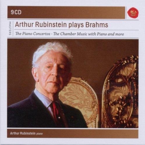 مجموعه اجراهای برامس به رهبری روبنشتاین (Arthur Rubinstein)