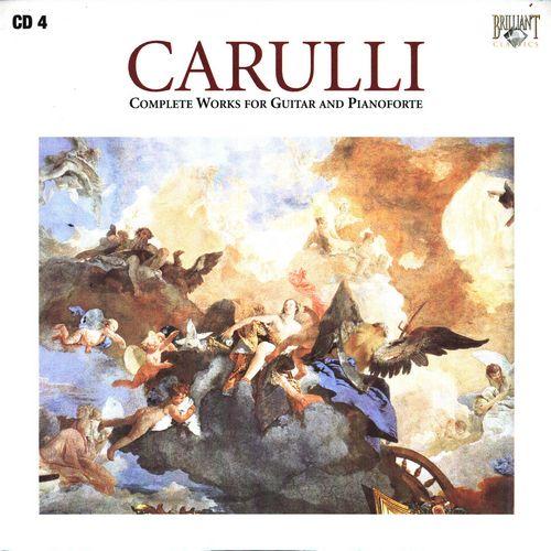 فردیناندو کارولی – مجموعه آثار کامل گیتار و پیانو (Ferdinando Carulli)