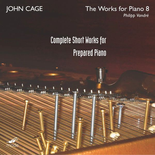 فول آلبوم جان کیج (John Cage)