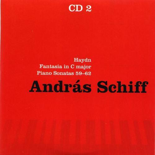 آندراس شیف – مجموعه موسیقی پیانو سولو (Andras Schiff)