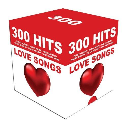 مجموعهی پرطرفداراترین 300 آهنگ عاشقانه (VA – 300 Hits: Love Songs)