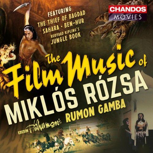 فول آلبوم میکلوش روژا (Miklos Rozsa)