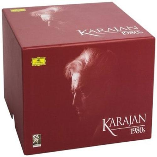 کارایان دههی 1980 – مجموعه کامل ضبط های دویچه گرامافون (Karajan 1980s)