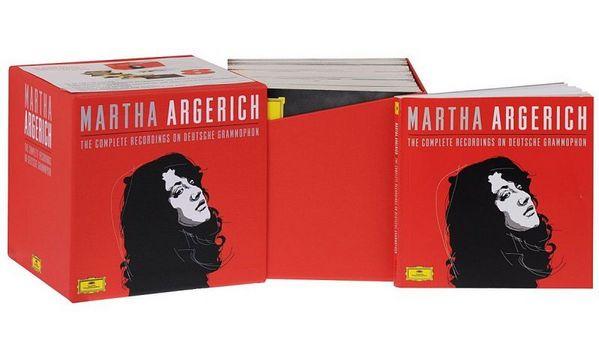 مارتا آرگریچ – مجموعه کامل ضبط های دویچه گرامافون (Martha Argerich)