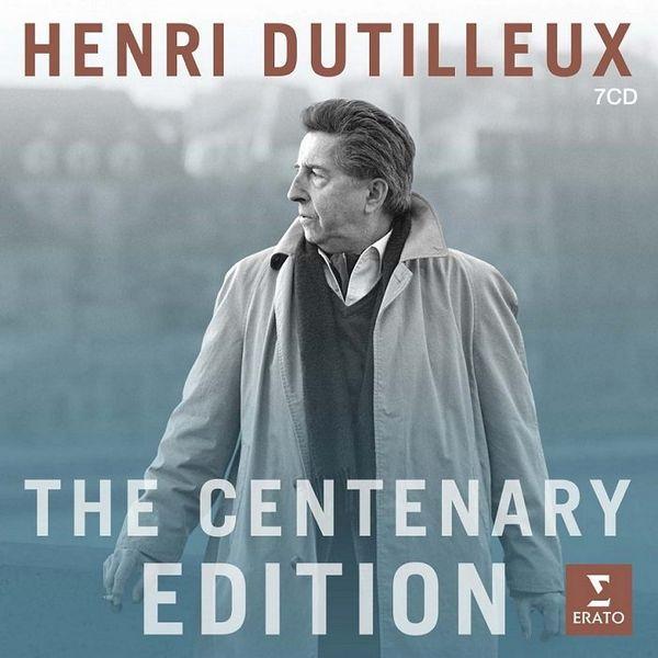 هانری دوتیو – نسخه صدمین سالگرد (Henri Dutilleux)