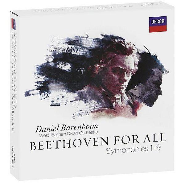 دانیل بارنبویم – مجموعهی بتهوون برای همه – سمفونی 1-9 (Daniel Barenboim)