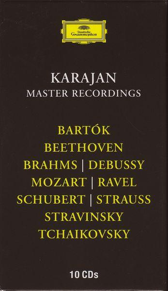 هربرت فون کارایان – ضبط های استادانه (Herbert Von Karajan)