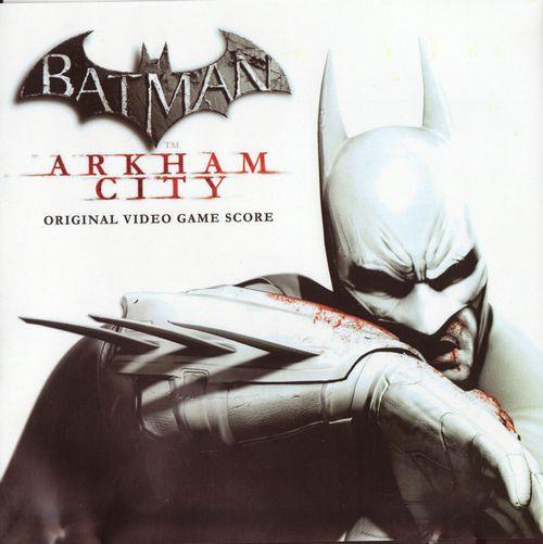 موسیقی متن سری بازی بتمن آرکهام (Batman Arkham)
