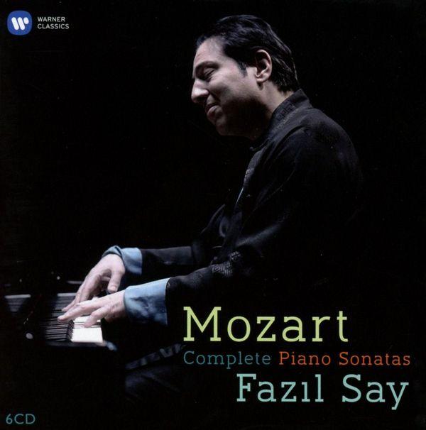 موتزارت – مجموعه کامل پیانو سونات ها با اجرای فاضیل سای (Mozart – Fazil Say)