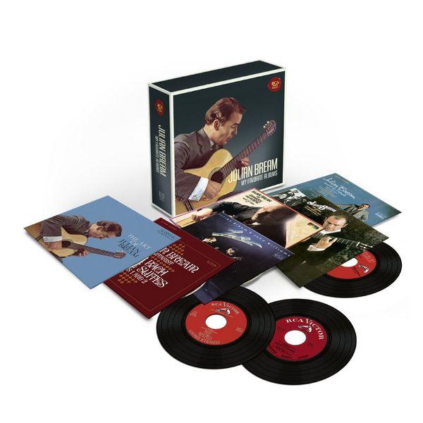 فول آلبوم جولیان بریم (Julian Bream)