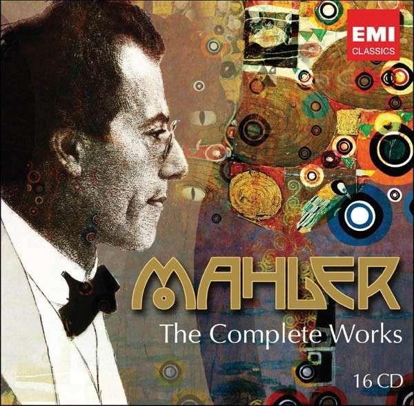 گوستاو مالر – آثار کامل [نسخه سالگرد 150] – (Gustav Mahler – The Complete Works)