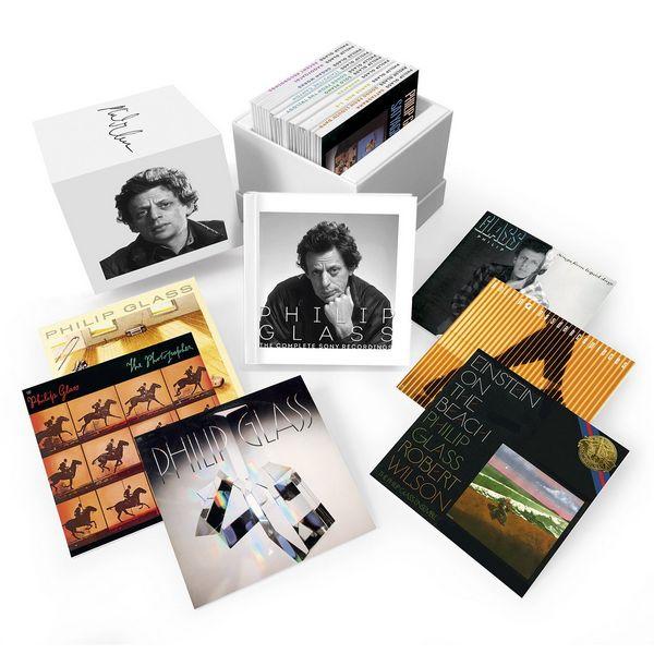 فیلیپ گلس – ضبط های کامل سونی (Philip Glass – The Complete Sony Recordings)