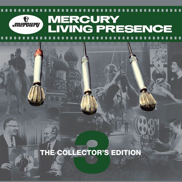 Mercury Living Presence – The Collectors Edition Vol.3 (53 CD) (2015)