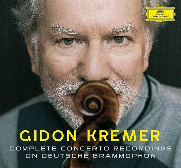 گیدون کرمر – مجموعه ضبط های کامل دویچه گرامافون (Gidon Kremer)