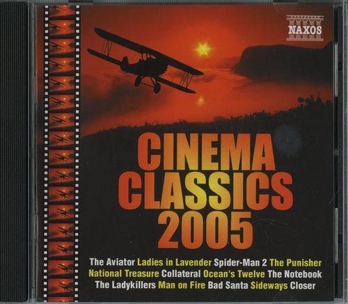 مجموعه Cinema Classics – Naxos Series Collection