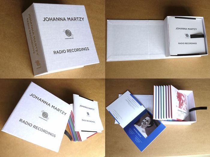 یوهانا مارتزی – مجموعه ضبط های رادیو (Johanna Martzy)