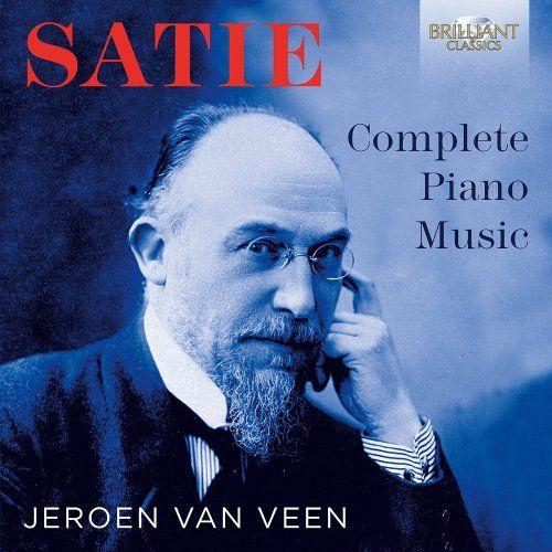 اریک ساتی – مجموعه کامل موسیقی پیانو با اجرای یروین ون وین (Erik Satie)