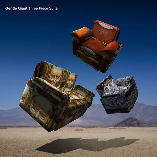فول آلبوم گروه جنتل جاینت (Gentle Giant)