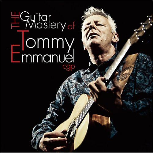 فول آلبوم تامی امانوئل (Tommy Emmanuel)
