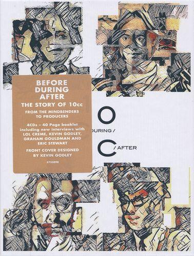 فول آلبوم گروه 10cc