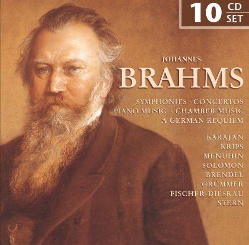 بزرگترین آثار یوهان برامس (The Greatest Works of Johannes Brahms)