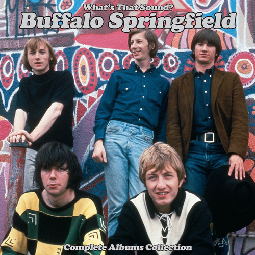 فول آلبوم گروه بوفالو اسپرینگفیلد (Buffalo Springfield)