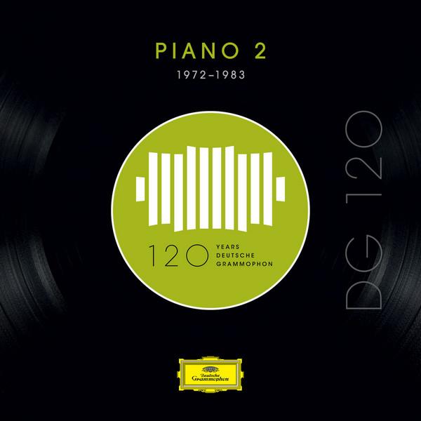 مجموعه 120 سالگی کمپانی دویچه گراموفون – ضبط های پیانو (DG 120 – Piano)