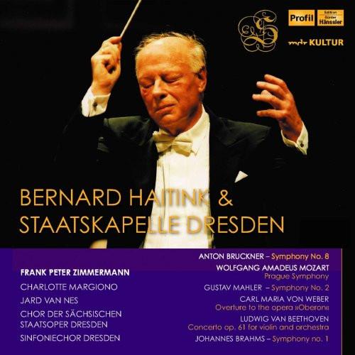 Staatskapelle Dresden – Bernard Haitink & Staatskapelle Dresden (2018)