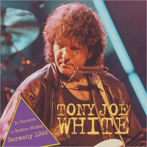 فول آلبوم تونی جو وایت (Tony Joe White)
