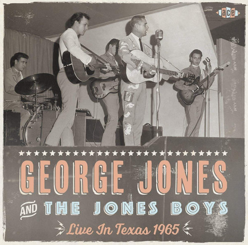 فول آلبوم جرج جونز (George Jones)