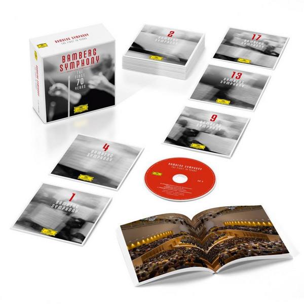 بامبرگ سمفونی – مجموعه هفتاد سال اول (Bamberg Symphony)