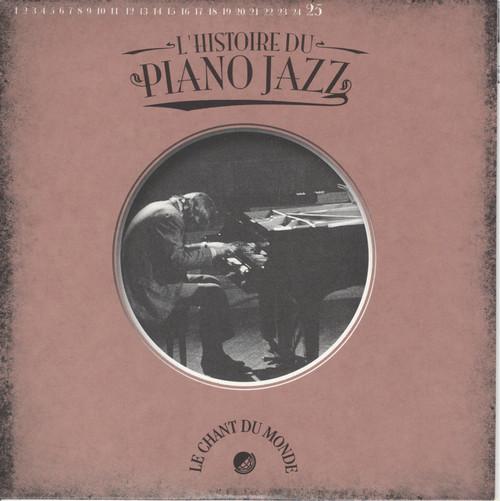 مجموعه تاریخچه پیانو جز (The History of Piano Jazz)