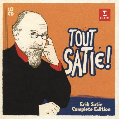 VA – Tout Satie! Erik Satie Complete Edition (10CD) (2015)
