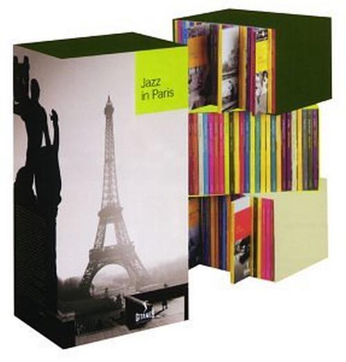 مجموعه جز در پاریس (Jazz In Paris)