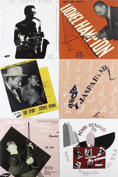 VA – Jazz On Disques Vogue (35 Albums on 20 CD Box Set) (2013)